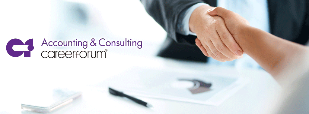 Accounting & Consulting Career Forum Event Information | CFN