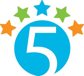 5 star icon small